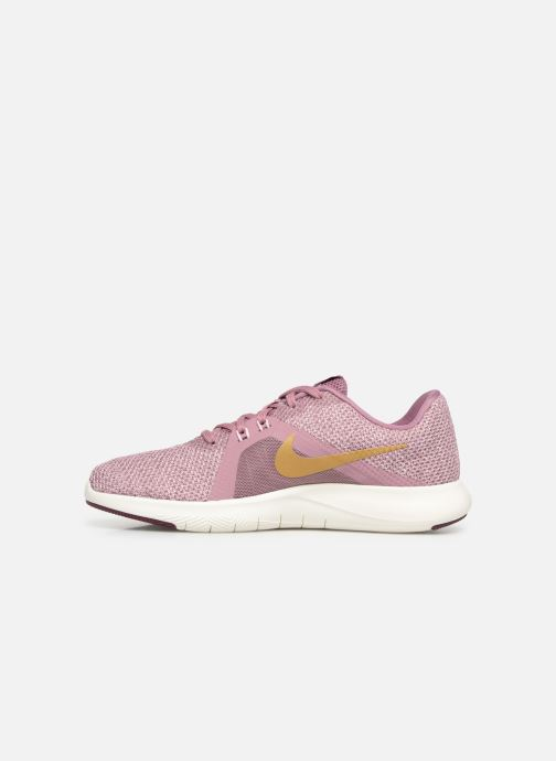 Sport shoes Nike W Nike Flex Trainer 8 Amp Pink front view