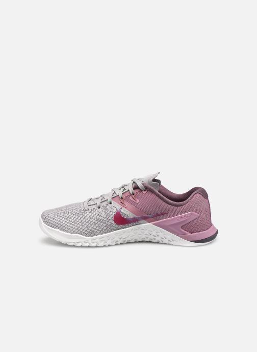 Zapatillas de deporte Nike Wmns Nike Metcon 4 Xd Gris vista de frente