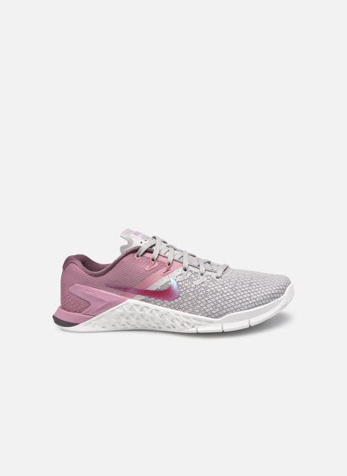 Sport shoes Nike Wmns Nike Metcon 4 Xd Grey back view