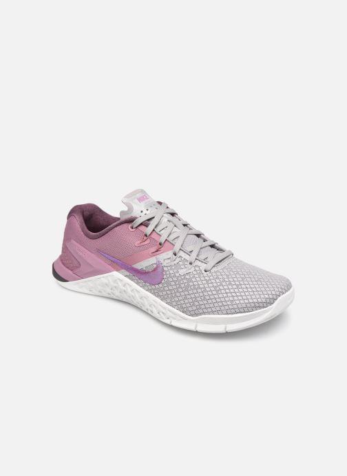 Zapatillas de deporte Nike Wmns Nike Metcon 4 Xd Gris vista de detalle / par