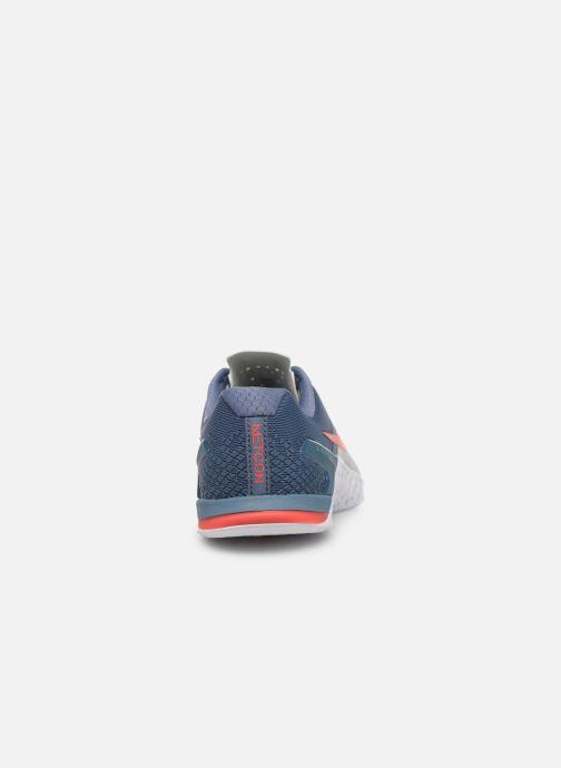 Sportschoenen Nike Wmns Nike Metcon 4 Xd Blauw rechts
