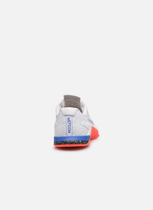 Zapatillas de deporte Nike Wmns Nike Metcon 4 Xd Blanco vista lateral derecha