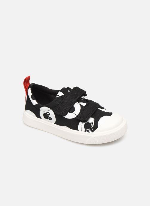 Sneakers Clarks City PolkaLo x Minnie Nero vedi dettaglio/paio