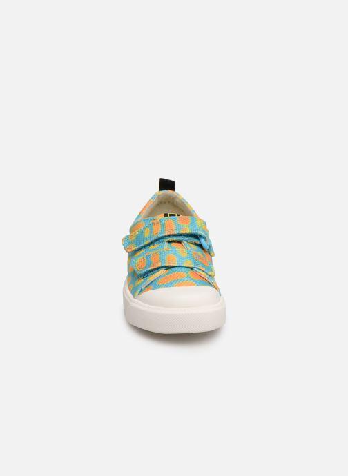 Baskets Clarks City Geo Multicolore vue portées chaussures