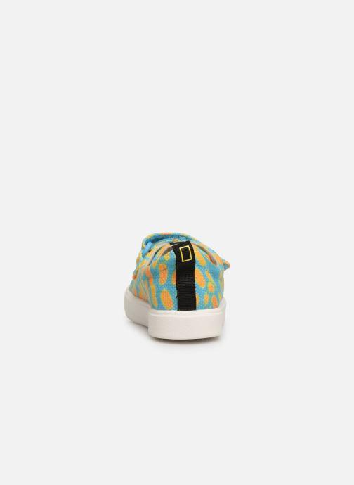 Baskets Clarks City Geo Multicolore vue droite