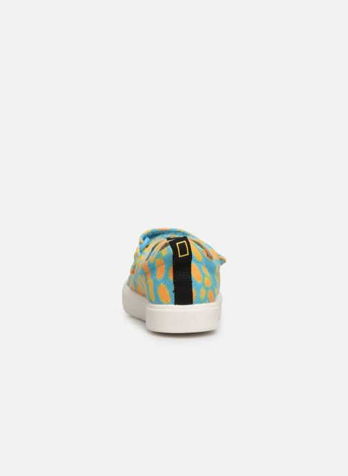 Baskets Clarks City Geo Multicolore vue droite