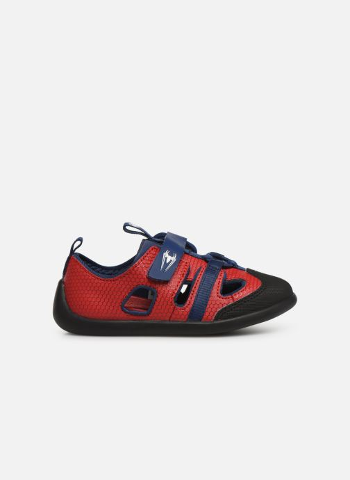 Trainers Clarks Play x Spider-Man Red back view