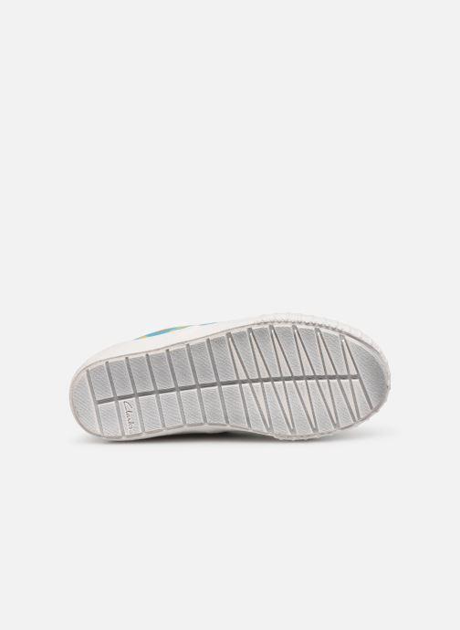 Sneakers Clarks Cyrus Geo Blauw boven