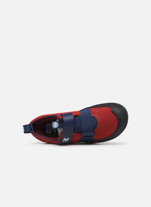 Sneakers Clarks Play Web x Spider-Man Rood links