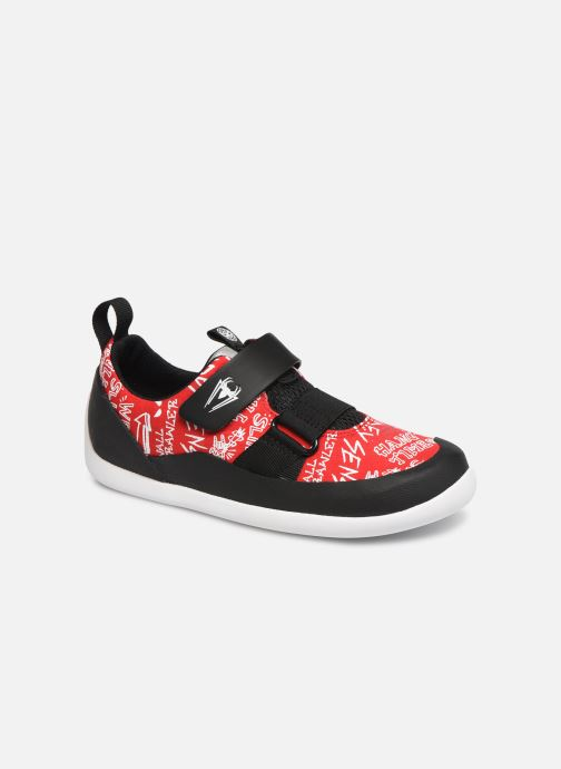 Trainers Clarks Play Web x Spider-Man Red detailed view/ Pair view