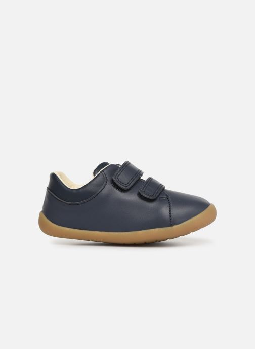 Trainers Clarks Roamer Craft Blue back view