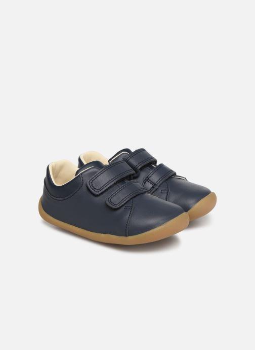 Sneakers Clarks Roamer Craft Azzurro vedi dettaglio/paio