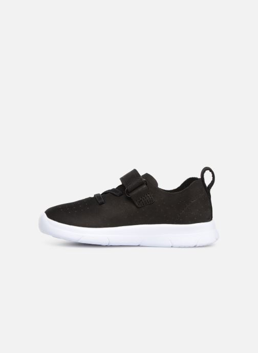 Baskets Clarks Ath Elite Bleu vue face