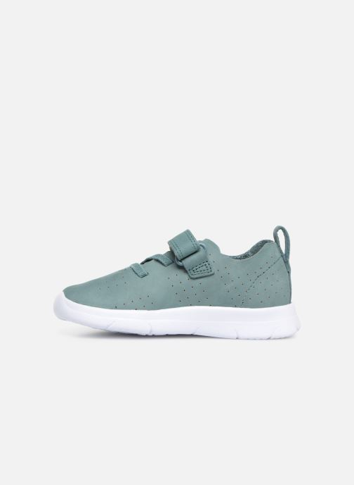 Trainers Clarks Ath Elite Green front view
