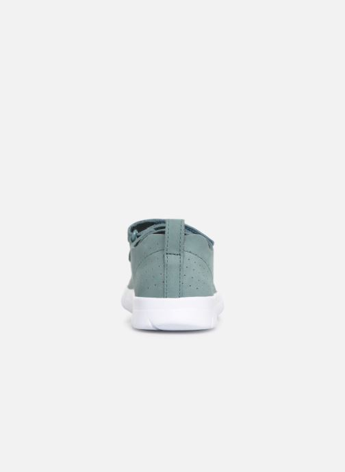 Trainers Clarks Ath Elite Green view from the right