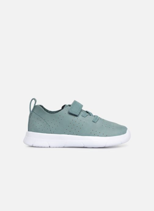 Trainers Clarks Ath Elite Green back view