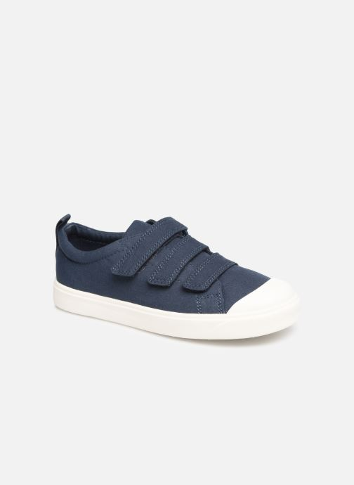 Trainers Clarks City FlareLo K Blue detailed view/ Pair view