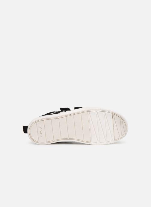 Sneakers Clarks City FlareLo K Zwart boven