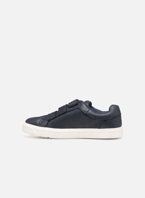 Sneakers Clarks City OasisLo K Blauw voorkant