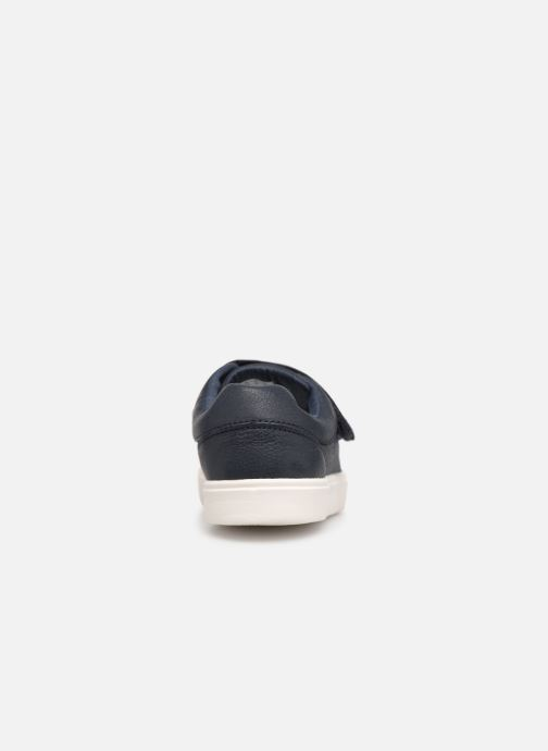 Trainers Clarks City OasisLo K Blue view from the right
