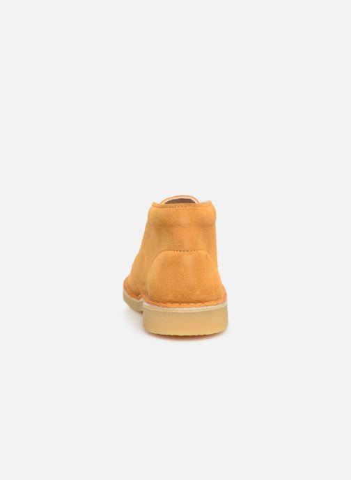 Chaussures à lacets Clarks Desert Boot... Marron vue droite