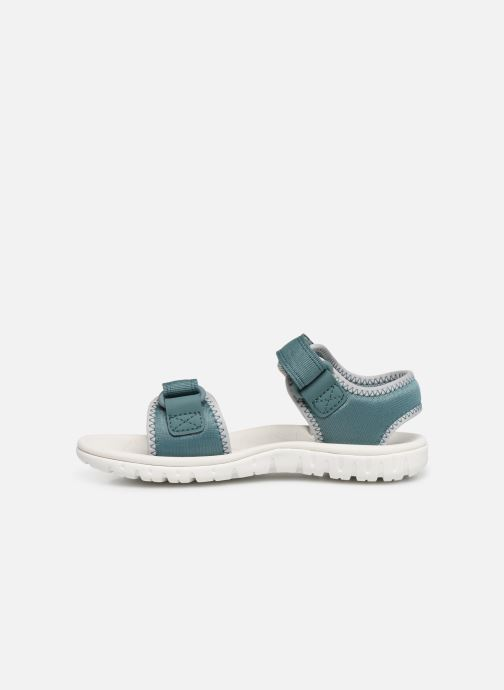 Sandals Clarks Surfing Tide Blue front view