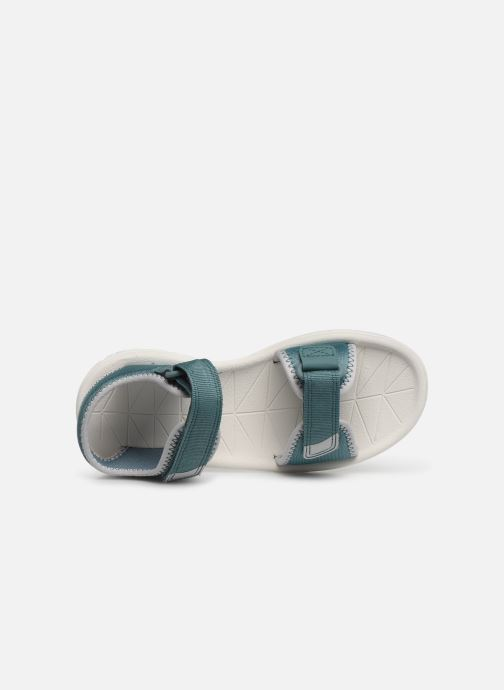 Sandals Clarks Surfing Tide Blue view from the left
