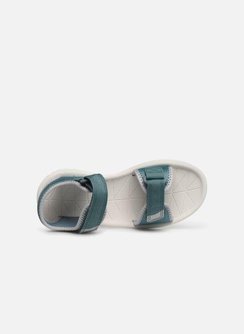 Sandales et nu-pieds Clarks Surfing Tide Bleu vue gauche
