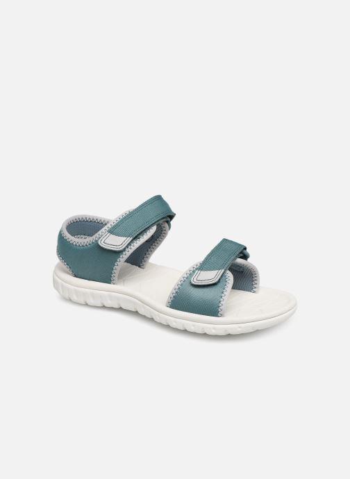 Sandales et nu-pieds Clarks Surfing Tide Bleu vue détail/paire