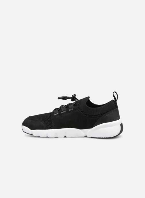 Trainers Clarks Tri Swift Black front view