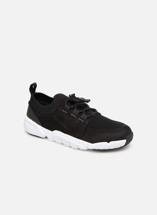 Trainers Clarks Tri Swift Black detailed view/ Pair view