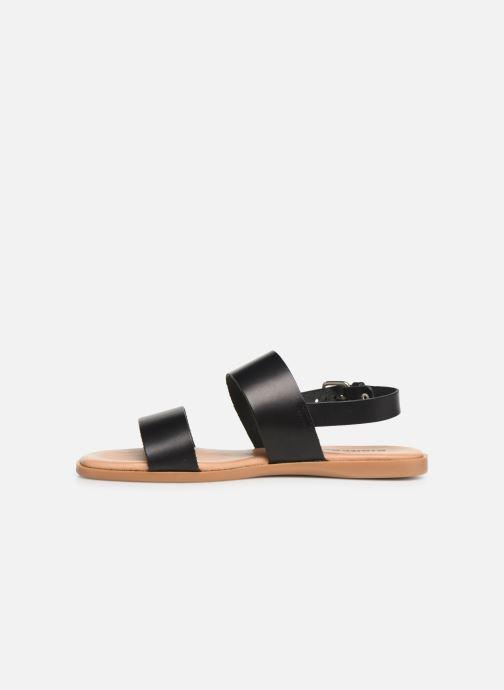 Sandalen Bianco 20-49962 Zwart voorkant