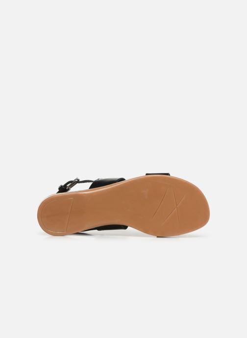 Sandalen Bianco 20-49962 Zwart boven