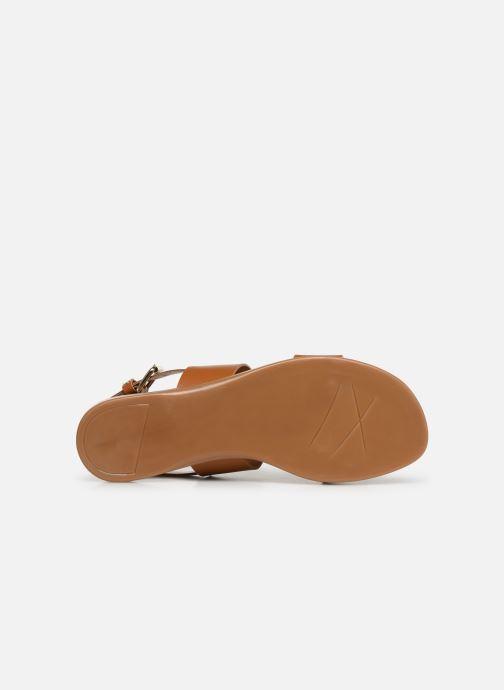 Sandalen Bianco 20-49962 Bruin boven