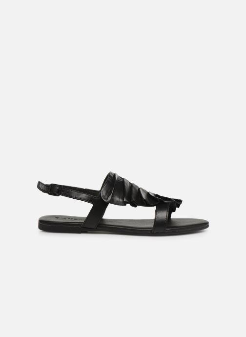 Sandalen Bianco 20-50043 schwarz ansicht von hinten