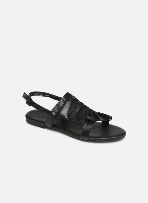 Sandalen Bianco 20-50043 schwarz detaillierte ansicht/modell