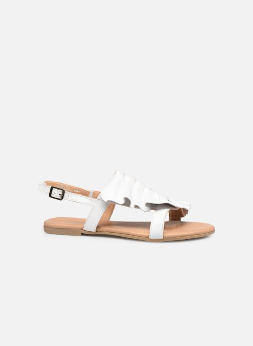 Sandalen Bianco 20-50043 Wit achterkant