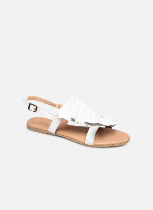 Sandalen Bianco 20-50043 Wit detail