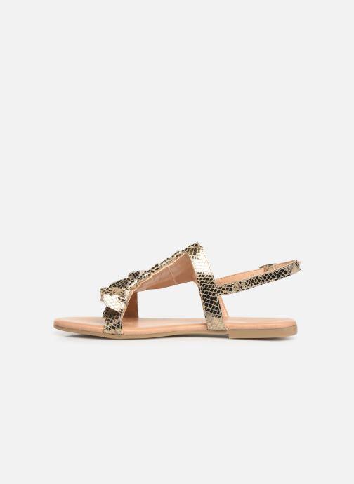 Bianco 20-50043 (Or et bronze) - Sandales et nu-pieds chez  (356652)