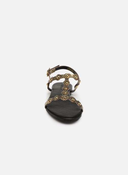 Sandalen Bianco 20-50045 Goud en brons model