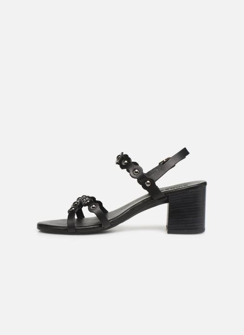 Sandalen Bianco 20-50058 Zwart voorkant