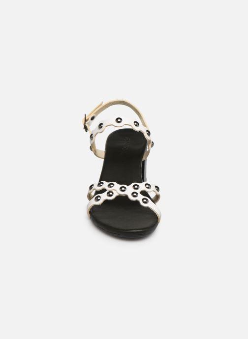 pieds Et White Bianco 50058 Sandales 20 Nu 8OwNnkX0PZ