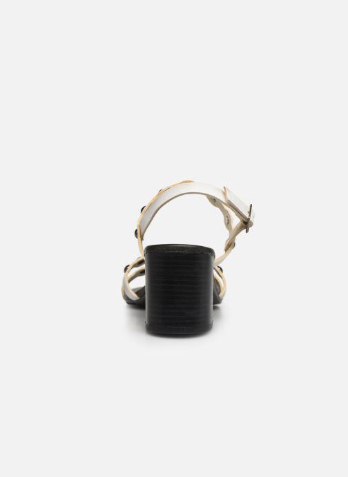 Sandalen Bianco 20-50058 Wit rechts