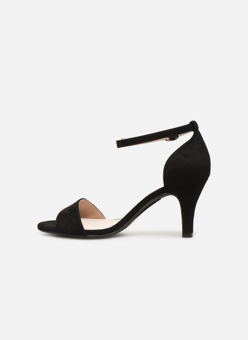 Sandalen Bianco 20-50098 Zwart voorkant