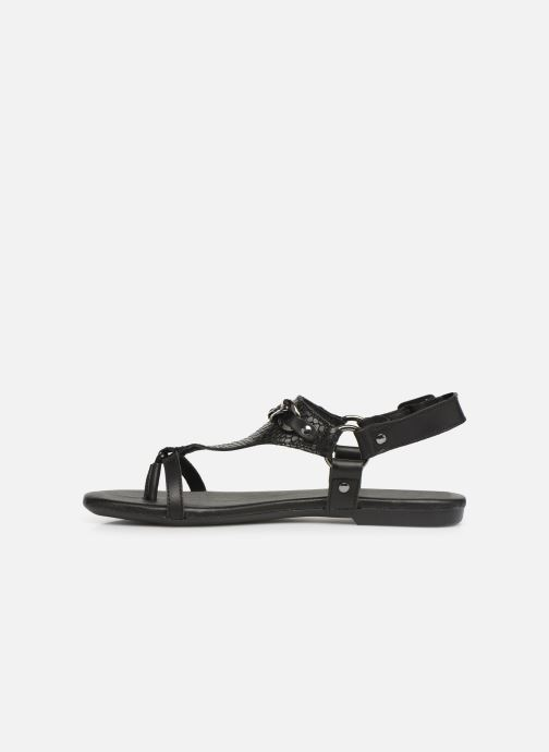 Sandalias Bianco 20-50107 Negro vista de frente