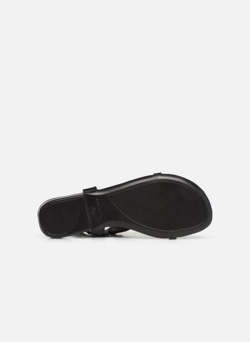 Sandales et nu-pieds Bianco 20-50107 Noir vue haut