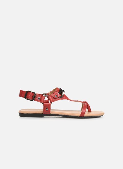 Sandalen Bianco 20-50107 Rood achterkant