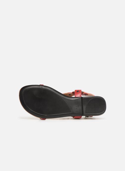 Sandalen Bianco 20-50107 Rood boven