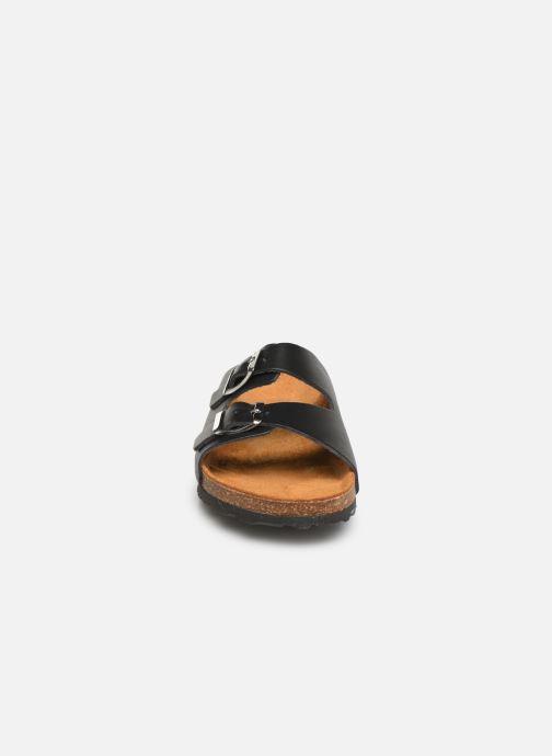 Mules et sabots Bianco 21-49661 Noir vue portées chaussures