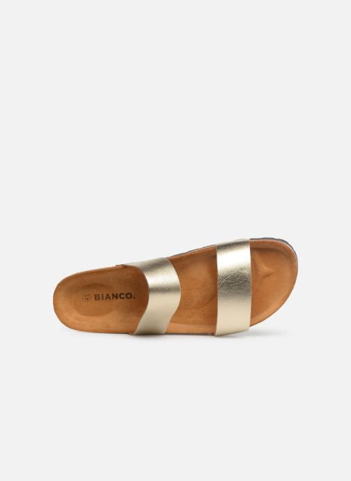 Wedges Bianco 21-49729 Goud en brons links